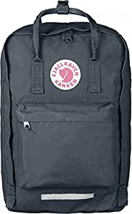"Fjallraven - Kanken Laptop 17"", Heritage and Responsibility Since 1960, Graphite"