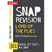 Lord of the Flies: New Grade 9-1 GCSE English Literature AQA Text Guide (Collins GCSE 9-1 Snap Revision)