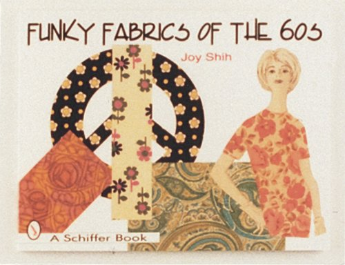 Funky Fabrics of the 60s - 1960s Fabric