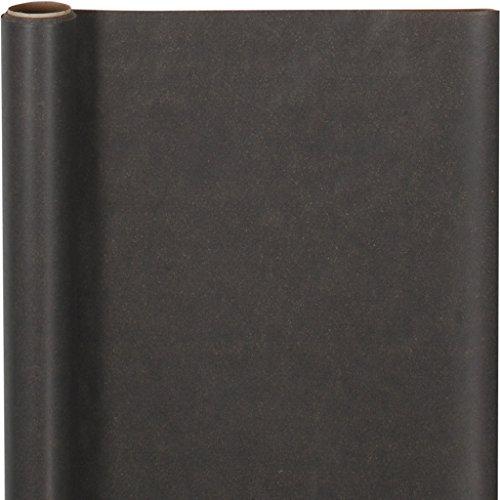 Creativ Papier cadeau, l: 50 cm, noir, 5 m