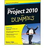 img - for [ Project 2010 for Dummies[ PROJECT 2010 FOR DUMMIES ] By Muir, Nancy ( Author )May-10-2010 Paperback By Muir, Nancy ( Author ) Paperback 2010 ] book / textbook / text book