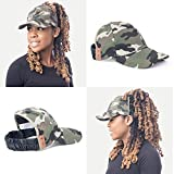 Beautifully Warm Satin Lined Baseball Hat for Women | Ponytail Hat for Curly