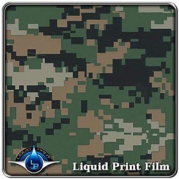 Hydrographic Film Hydro Dipping Water Transfer Printing Digital Camo MC-811