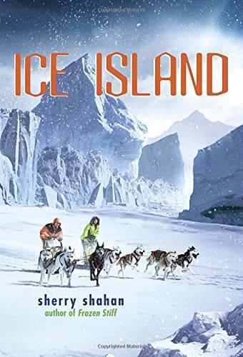 Ice Island Sherry Shahan product image