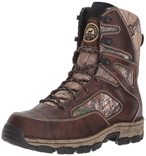 (Irish Setter Men's Havoc XT-836 Hunting Shoes, Realtree Camoflage, 10 2E US)