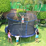 Bounce Pro Trampoline (Fourteen ft Trampoline and Enclosure)