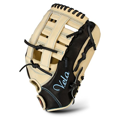 All Star Vela 3 Finger 12.5 Inch Fastpitch Softball Glove Right Hand Throw B00FJZ5CHW