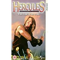Hercules And The Circle Of Fire [VHS] [UK Import]