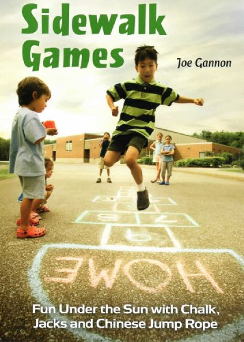 Chinese Jump Rope Book - The Essential Sidewalk Games Book & Kit