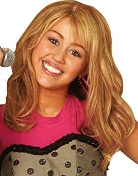 Rubies - Peluca para disfraz de Hannah Montana para niña