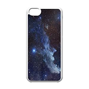Starry Skies IPhone 5C Cases, Iphone 5C Case Protective Dustin - White