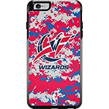 Washington Wizards OtterBox Symmetry iPhone 6 Plus Skin - Washington Wizards Digi Camo | NBA X Skinit Skin