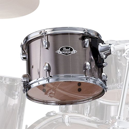 Pearl Export EXX Tom Pack - 8 Inches X 7 Inches Smokey Chrome by Pearl