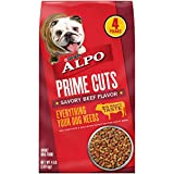 Purina ALPO Dry Dog Food, Prime Cuts Savory Beef F...