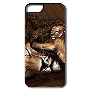 IPhone 5 5s Case Skin Wake Daddy - Custom Make Keep Calm IPhone 5 5s Shell For Birthday Gift