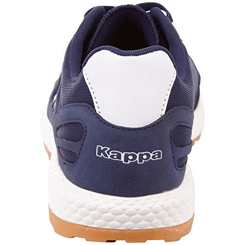 Basses Sneakers Every Adulte Mixte 6710 Bleu Navy White Kappa qwECp5Hp