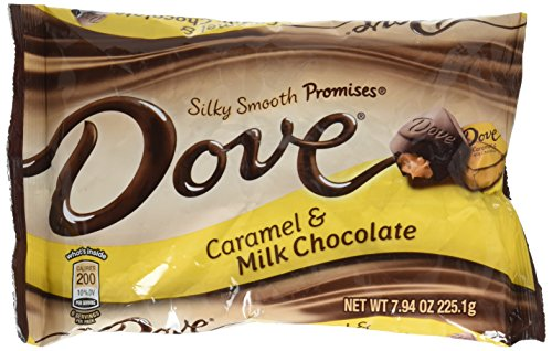 Dove Milk Chocolate Caramel Promises, 7.94 Ounce ()