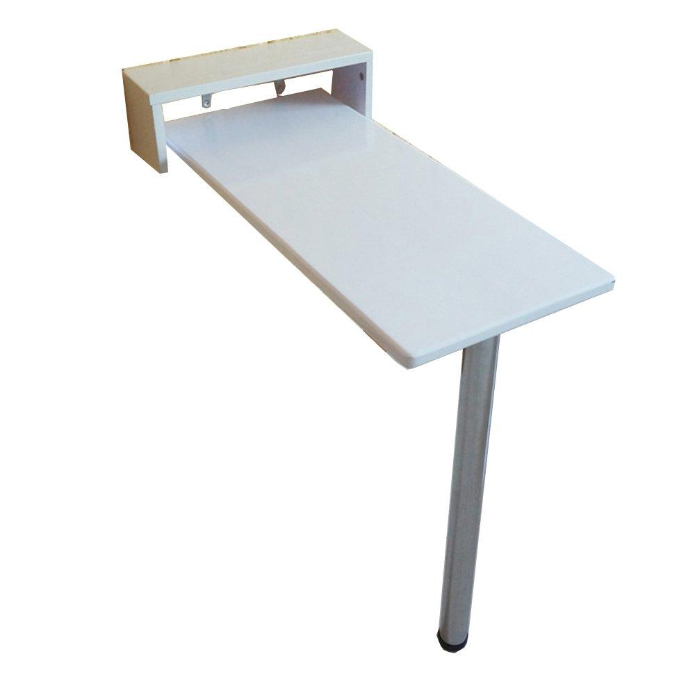 FEIFEI 木製壁掛けドロップリーフテーブル折りたたみキッチン&ダイニングテーブルデスク子供用テーブルホワイト スペースを節約する (サイズ さいず : 115*40CM) B07DL4VW1J 115*40CM 115*40CM