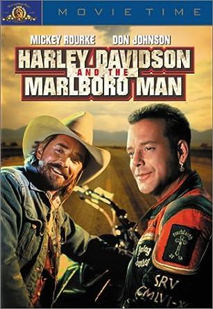 Amazon Com Harley Davidson And The Marlboro Man Mickey Rourke Don
