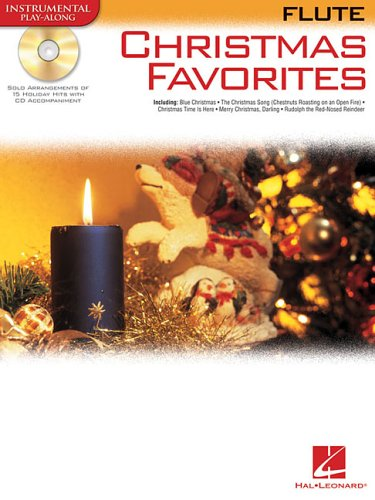 Christmas Favorites: Instrumental Play-Along Book/CD Pack (Favorite Christmas Song Lyrics)