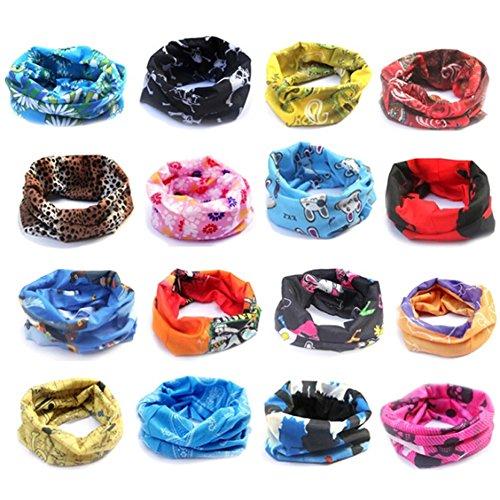 Versatile Sports Headwear/Headband/Hood Mask Neckerchief Shark Purple