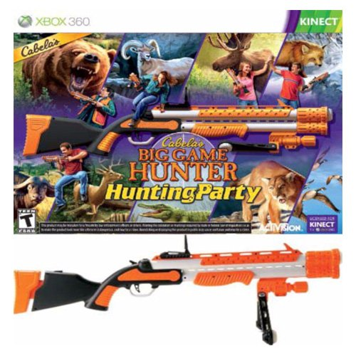 xbox 360 hunting games with gun - 6