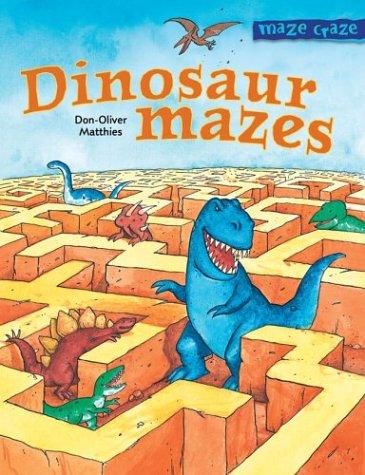 Maze Craze: Dinosaur