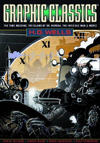 H. G. Wells (Graphic Classics (Eureka))