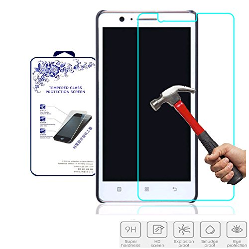 Tempered Glass For Lenovo A536 Clear - 7