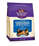 Old Mother Hubbard Crunchy Classic Snacks for Dogs, Large, Original Assortment, 3-Pound and 8-Ounce Bag, My Pet Supplies