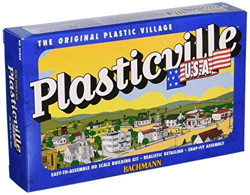 House Plasticville Usa Building - 6