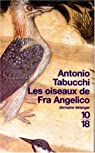Les oiseaux de Fra Angelico par Tabucchi