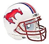 NCAA SMU Mustangs Authentic XP Football Helmet
