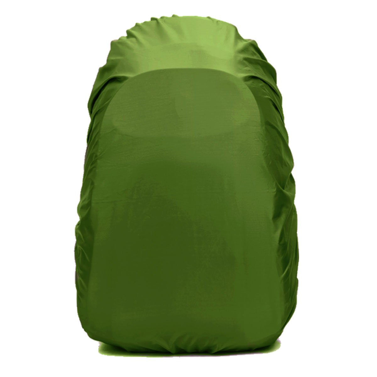 Frelaxy Waterproof Backpack Rain Cover for (15-90L), Upgraded Design & Silver Coated, for Hiking, Camping, Traveling, Outdoor Activities (Army Green, XL) by Frelaxy (Image #2)