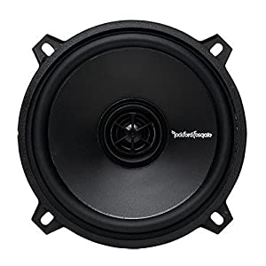 Rockford Fosgate R1525X2 Prime 5.25-Inch Full Range Coaxial Speaker - Set of 2