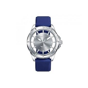 Viceroy 401047-19 Reloj para Hombre, Colección Antonio Banderas Design, color Azul: Amazon.es: Relojes
