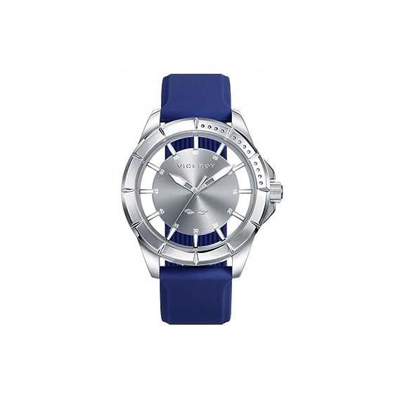 Viceroy 401047-19 Reloj para Hombre, Colección Antonio Banderas Design, color Azul