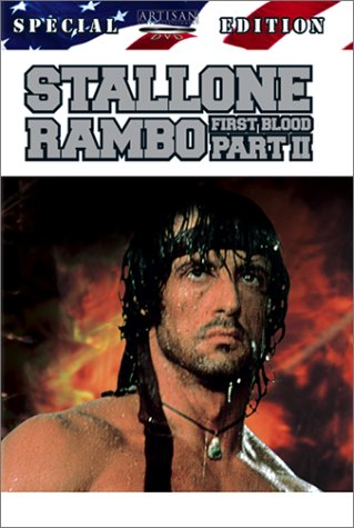 Rambo - First Blood Part II (Special Edition) by Live / Artisan