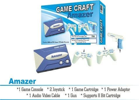 Gamecraft Amazer Game-Blue