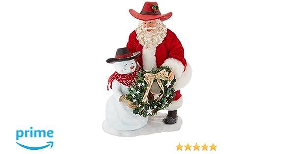 Amazon.com: department 56 possible dreams santa claus u201cchristmas on