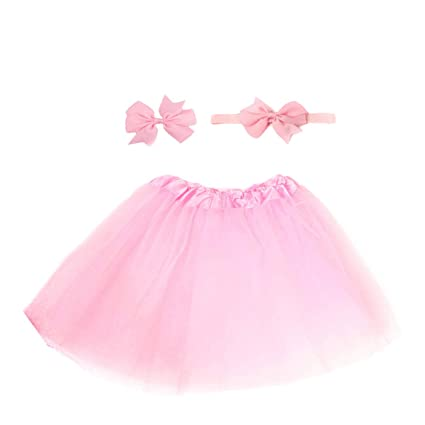 2b9d3e793 Image Unavailable. Image not available for. Color: SEADEAR Newborn Baby  Photography Prop Infant Tutu Skirt Newborn Photo Prop Costume ...