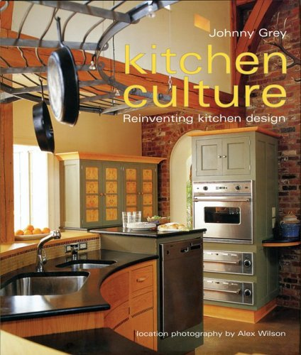 Lovely Kitchen Culture: Re Inventing Kitchen Design: 8601416099293: Amazon.com:  Books