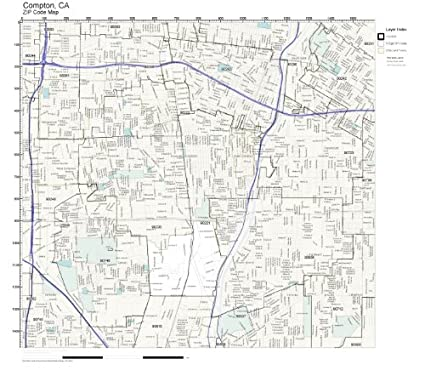 Amazon.com: ZIP Code Wall Map of Compton, CA ZIP Code Map Laminated on los angeles map, chualar map, gardena map, forrest park map, auberry map, long beach map, tyndall map, grimaldi map, 1000 palms map, cutler map, cedar ridge map, hope ranch map, california map, downieville map, crenshaw map, burbank studios map, angels camp map, la trade tech map, la county map, inglewood map,