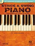 Stride & Swing Piano: Hal Leonard Keyboard Style Series