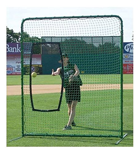 Softball Protector Screen Replacement Net by Jaypro Sports
