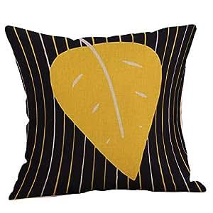 Amazon.com: Wokasun.JJ - Funda de almohada con estampado ...