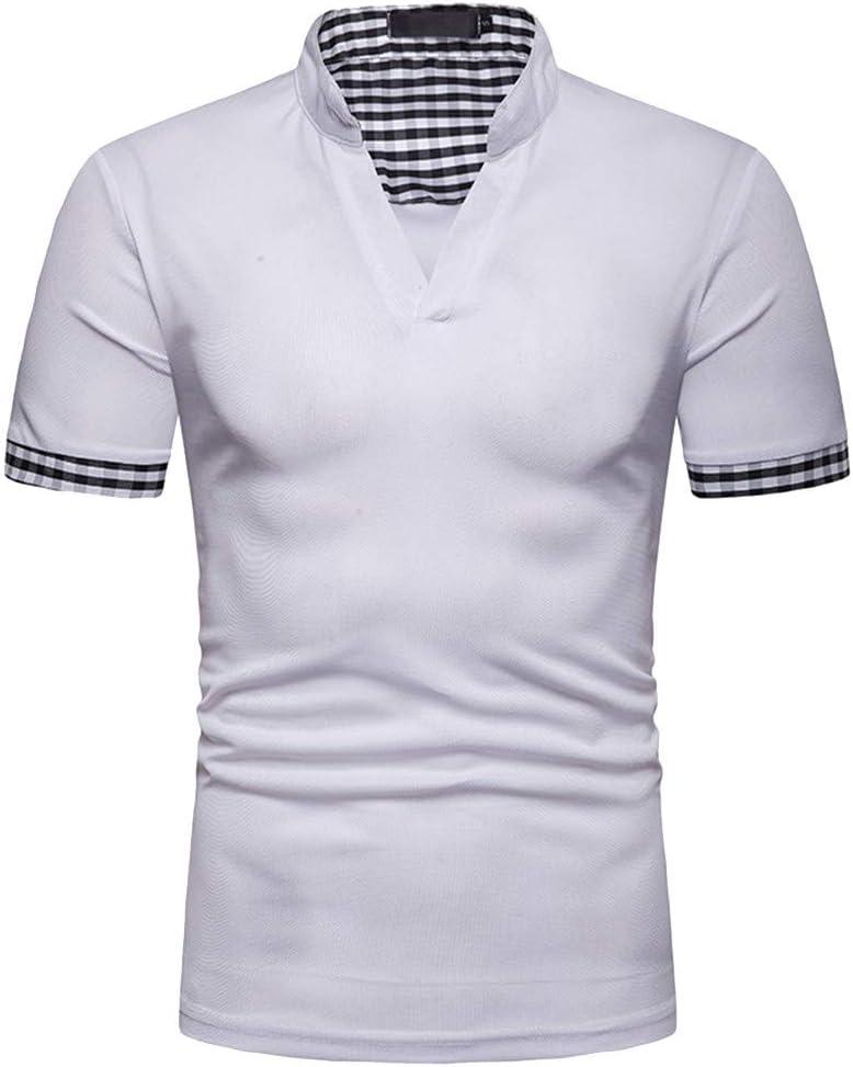 Camisas Hombre Manga Larga Slim Fit Camisas Hombre Lino Camisas ...