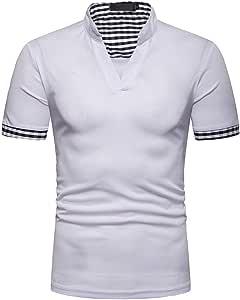 Camisas Hombre Manga Larga Slim Fit Camisas Hombre Lino Camisas Hombre Originales Tops Blusa Hombre Blanca Otoño Casual Formal Slim Camisa Negra Hombre Camisas Estampadas Hombre Polos Hombre Jodier: Amazon.es: Deportes y