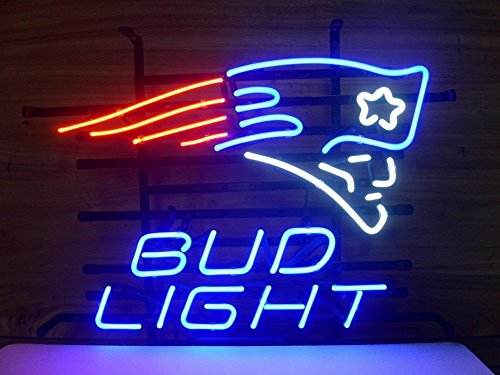 New England Patriots Pub Light Patriots Pub Light
