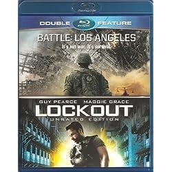 Battle Los Angeles / Lockout - Set [Blu-ray]